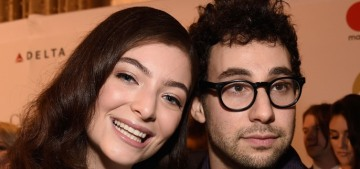 People: Jack Antonoff is 'just friends' with Lorde, that's why he traveled to Auckland
