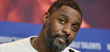Hot Guy Friday: please enjoy these photos of Idris Elba in Berlin