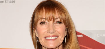 Jane Seymour, 67: 'I haven't done any surgeries or injections or anything'
