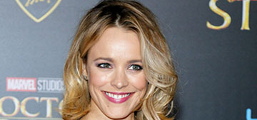 Rachel McAdams on Mean Girls: 'I have to thank Regina George for giving me longevity'