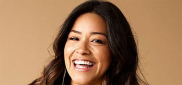 Gina Rodriguez: 'I'm not less than because I'm 10, 15, 20 pounds more'
