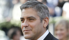 Clooney is right, but he should still shut up