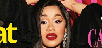 Cardi B: 'Just because somebody was a stripper don't mean they don't have no brain'
