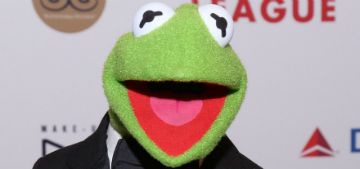 Kermit the Frog has a new voice and people aren't having it