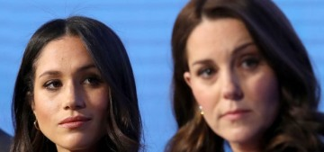 Meghan Markle comes out in support of Time's Up & the #MeToo movement
