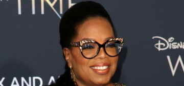 Oprah is waiting for a sign from God to tell her to run for president