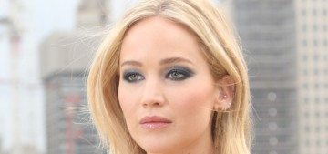 Jennifer Lawrence on Ryan Seacrest: 'He has not been to trial for anything'