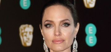 Will Angelina Jolie & Jennifer Aniston run into each other at the Oscar parties?