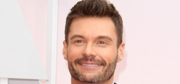 Ryan Seacrest & E! are in 'crisis meetings' about the Oscar Red Carpet show
