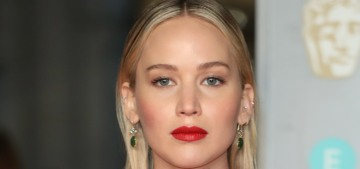 Jennifer Lawrence: 'I think the problem is guns, not the entertainment industry'