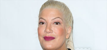 Cops called to Tori Spelling's place twice in 24 hours, TMZ calls it a 'mental breakdown'