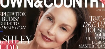 Ashley Judd hopes Hollywood makes 'amends' after 'maliciously blacklisting' her