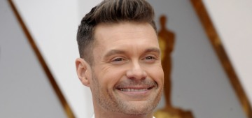 Ryan Seacrest is clinging to his red carpet power, come hell or high water