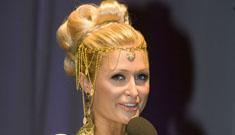 Paris Hilton illegally wears a bikini in Dubai