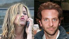 People Mag's suspicious profile of Aniston's new man Bradley Cooper