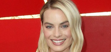 Margot Robbie in custom Chanel at the Oscars: fancy or unflattering?