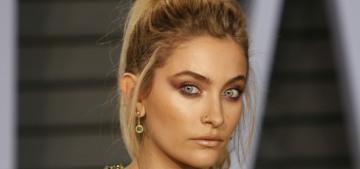 Paris Jackson names her 'weirdest quirk': 'I'm too facially expressive'