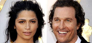 Matthew McConaughey is grateful for his wife, 'who doesn't want to change me'