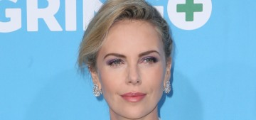 Charlize Theron in a Dior tuxedo at the 'Gringo' premiere: amazing or meh?