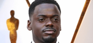 Daniel Kaluuya wore Fenty Beauty foundation at the Oscars, which is amazing