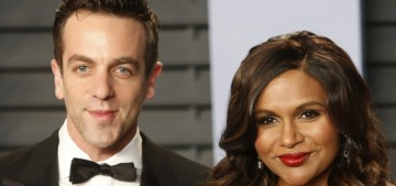 People: Mindy Kaling & BJ Novak are 'just friends' & she calls him her 'best friend'