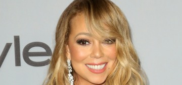Mariah Carey shades the Grammys: 'I mean, I have five Grammys. That's cute'