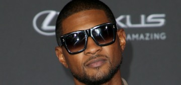 Usher splits from his second wife, now he's interested in Tessa Thompson