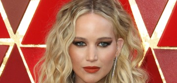 Jennifer Lawrence: 'I have made it this far without an STI.  D–k is dangerous'
