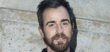Star: Justin Theroux & Petra Collins 'have been carrying on for some time'