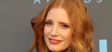 Jessica Chastain donated $2000 to an anti-choice troll's GoFundMe account