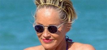 Is Sharon Stone engaged to her Italian entrepreneur boyfriend?
