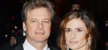 Livia Giuggioli cheated on Colin Firth because their marriage had a 'stale' period?