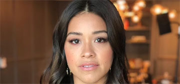 Gina Rodriguez on directing: 'I need to come so correct I cannot be denied'