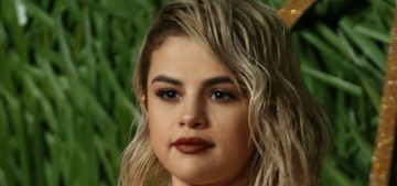 Selena Gomez & Justin Bieber are on another break, but it's not because of her mom