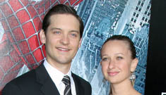 Tobey Maguire secretly married over the weekend