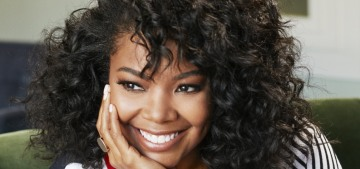 Gabrielle Union: If you feel good, you'll look good, 'fashion comes from the inside out'