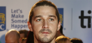Shia LaBeouf on his Georgia arrest: 'White privilege & desperation & disaster'