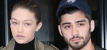 Zayn Malik & Gigi Hadid broke up after more than two years together, OMG