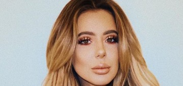 Brielle Biermann defends her crazy lips: 'My lips do not look good in photos'