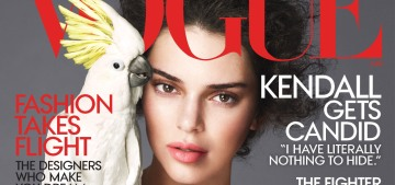 Kendall Jenner: 'I don't think I have a bisexual or gay bone in my body'