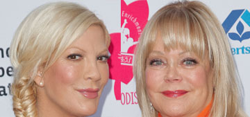 US: Tori Spelling's mom Candy 'can't stand' Tori's husband, Dean McDermott