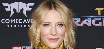 Cate Blanchett and Sandra Bullock got facials made from cloned foreskin