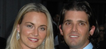 Vanessa Trump really did it, she filed for divorce from Don Trump Jr.