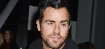 Justin Theroux's edgy revenge body: He's 'hitting the gym hard since the split'