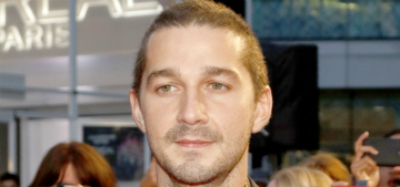 Shia LaBeouf is going to play his father in a movie about his life