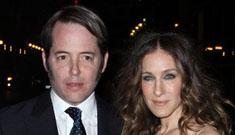 Sarah Jessica & Matthew Broderick release baby names: Tabitha & Marion