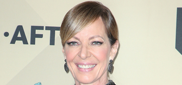 Allison Janney kept thinking she wasn't going to win the Oscar
