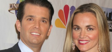 Alternate theory: Vanessa Trump left Don Jr. because he's incredibly cheap