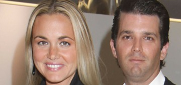 Don Trump Jr. was allegedly carrying on a full-fledged affair with Aubrey O'Day