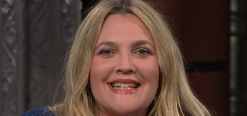 Drew Barrymore tone-polices Me Too women: They shouldn't have a 'tone of anger'